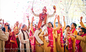 Live DJ & Mobile Music for Indian Wedding Baraat