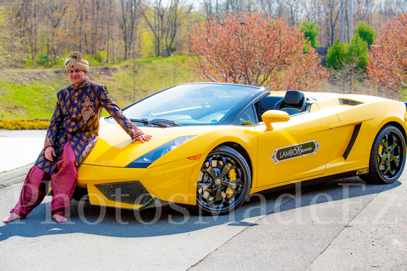 3-Indian-Groom-Lamborghini-Baraat